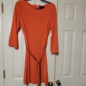 Attention Midi Dress Large